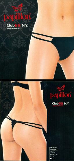 стринги Papillon 0866
